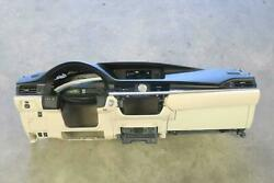 2013-2017 LEXUS ES350 Dash Panel blacktan OEM from 2014