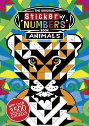 The Original Sticker by Numbers Book: Animals by  in Used - Like New