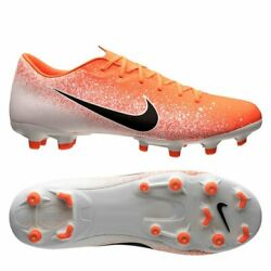 Nike Mercurial VaporX XII MG 2018 Soccer Shoes Academy New Euphoria Crimson