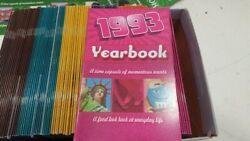 1930 - 1999  Yearbooks Year You Were Born Seek Publishing Kardlets - NEW!