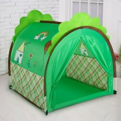 KIDS Play Tent House Girls Toys Outdoor  Indoor Princess Castle Mesh Tents BR