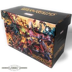 The War of the Realms Comic Box Official Marvel Licensed Case of 5 Boxes $59.95