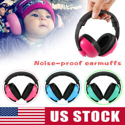 Baby Noise Reduction Headphones Kids Ear Muffs Hearing Protector Defenders Fold
