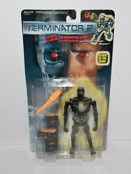 Sealed 1991 Kenner Terminator 2 Endoglow Terminator Action Figure