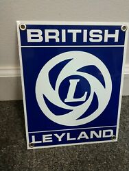 British Leyland sign