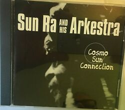 Sun Ra And The Arkestra CD Cosmo Sun Connection UK Import RER Recommended