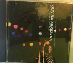 Sun Ra And The Arkestra CD Cosmo Omnibus Imagiable Illusions Japanese Import DIW