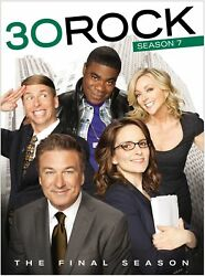 30 Rock Season 7 DVD Tina Fey NEW