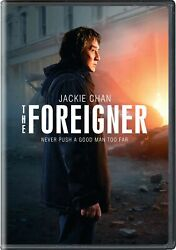 The Foreigner DVD Jackie Chan NEW $6.00