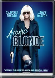 Atomic Blonde DVD Charlize Theron NEW $5.00