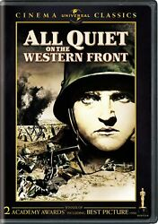 All Quiet On the Western Front DVD Lew Ayres NEW $9.99
