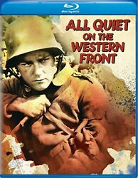 All Quiet On the Western Front Blu ray Lew Ayres NEW $13.99