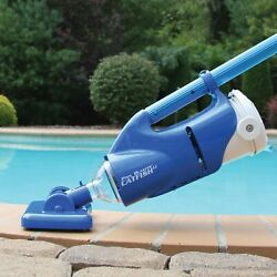 Cordless Swimming Pool Cleaner Floor Spa Hot Tub Vacuum Wall Above In Ground $158.11