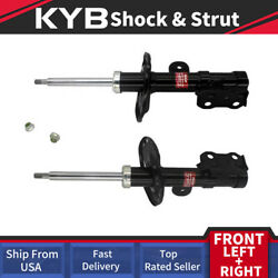 KYB 2X Shock Suspension Strut Front Fits 2012-2015 TOYOTA PRIUS PLUG-IN