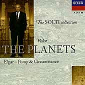Solti Collection The Planets Holst Elgar - CD LIKE NEW free S&H?