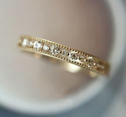 Plated Cubic Rhinestone Hollow Crystal Jewelry Wedding Women Ring Gift Size 5-11