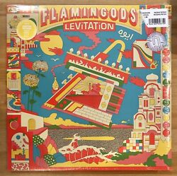 Flamingods Levitation Limited Edition X400 Dinked Version Numbered Signed Print