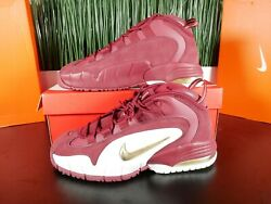 Nike Air Max Penny Red Gold
