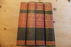 W. Churchill A History Of The English-Speaking Peoples 1st American ed. 195658