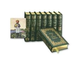 Easton Press ANNE OF GREEN GABLES by Lucy Maud Montgomery in 8 vols