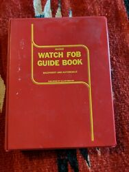 Second Watch Fob Guide Book Published By Allan Hoover Ring Bound
