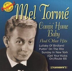 Comin Home Baby & Other Hits by Torme Mel CD BRAND NEW SEALED #5