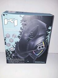 Onikuma k1-B Gaming Headset Over Ear Headphone for PC PS4 XBox One