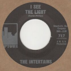 Intertains I See The Light Uptown Soul Northern Reggae