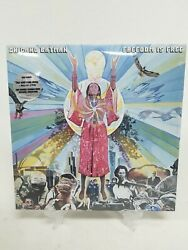 Chicano Batman Freedom Is Free Vinyl Record Download Included New Sealed