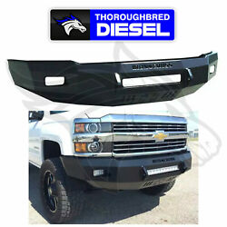 Iron Cross Low Profile Front Bumper Fits 2003-2006 Chevy Silverado 2500 3500 HD