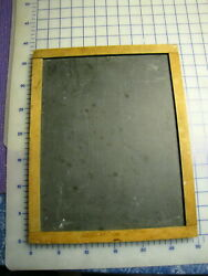 ANTIQUE STUDENT CHALKBOARD DOUBLE SIDED $46.00