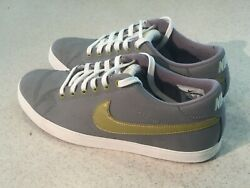 NIKE Grey Eastham ATHLETIC Shoes MEN#x27;S Sz 8.5