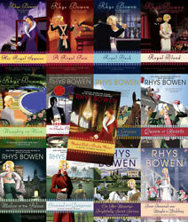 The HER ROYAL SPYNESS Mystery Series By Rhys Bowen (13 MP3 Audiobook Collection)