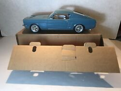AMF Wen Mac 1967 Ford Mustang GT Fastback Promo Car.... PRE-PRODUCTION SAMPLE.