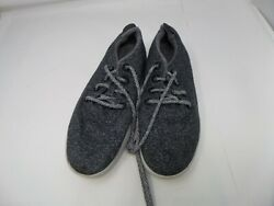 ALLBIRDS Wool Runners Mens Size 12 Sneakers Natural Grey W Light Grey Sole