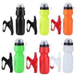 650ml Outdoor Bike Cycling Road Bicycle Portable Water Bottle with Kettle Holder