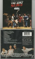 YOU GOT SERVED Music From Motion Picture Feat. B2K Compact Disc Like New