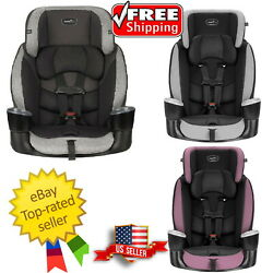Evenflo Maestro Sport Harness Booster Car Seat Choose Your Color Brand New $107.25