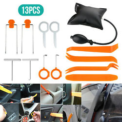 Universal Pry Removal Open Tools Kit Car Dash Door Trim Panel Clip RadioLights