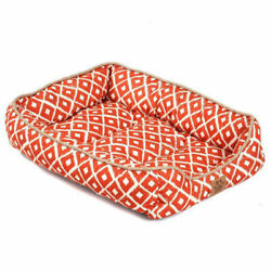 Pet Dog Bed Orthopedic Large Dog Beds Crate Lounger House Nest Kennel Cat Puppy $19.50