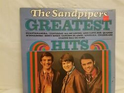 The Sandpipers - Greatest hits - VINTAGE VINYL LP