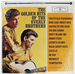 Everly Brothers The Golden Hits Warner Bros Stereo LP 1471 $6.00
