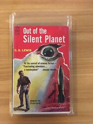 OUT OF THE SILENT PLANET Rare 1949 Stunning Early Paperback Edition C S Lewis