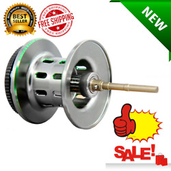 Shallow Spool Fishing Reel Lightweight Dual Brake Baitcasting BEST PRICE $20.22