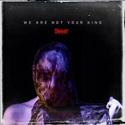 SLIPKNOT 'WE ARE NOT YOUR KIND' Red Coloured Double VINYL LP (2019)