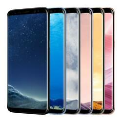 Samsung Galaxy S8 - G950U - Unlocked; Verizon  AT&T  T-Mobile  Metro PCS