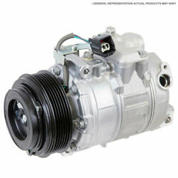 For Cadillac Allante DeVille Fleetwood Reman AC Compressor & AC Clutch
