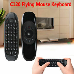 Mini 2.4G Remote Control Wireless Keyboard Air Mouse for PC Smart TV Android BOX $9.44