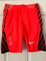 Nike elite power boys short preschool 86A301 437 SIZE 4 New with tag $15.99