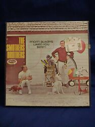 The Smothers Brothers Mom Always Liked You Best Reel to Reel Tape STX 61051 $14.99